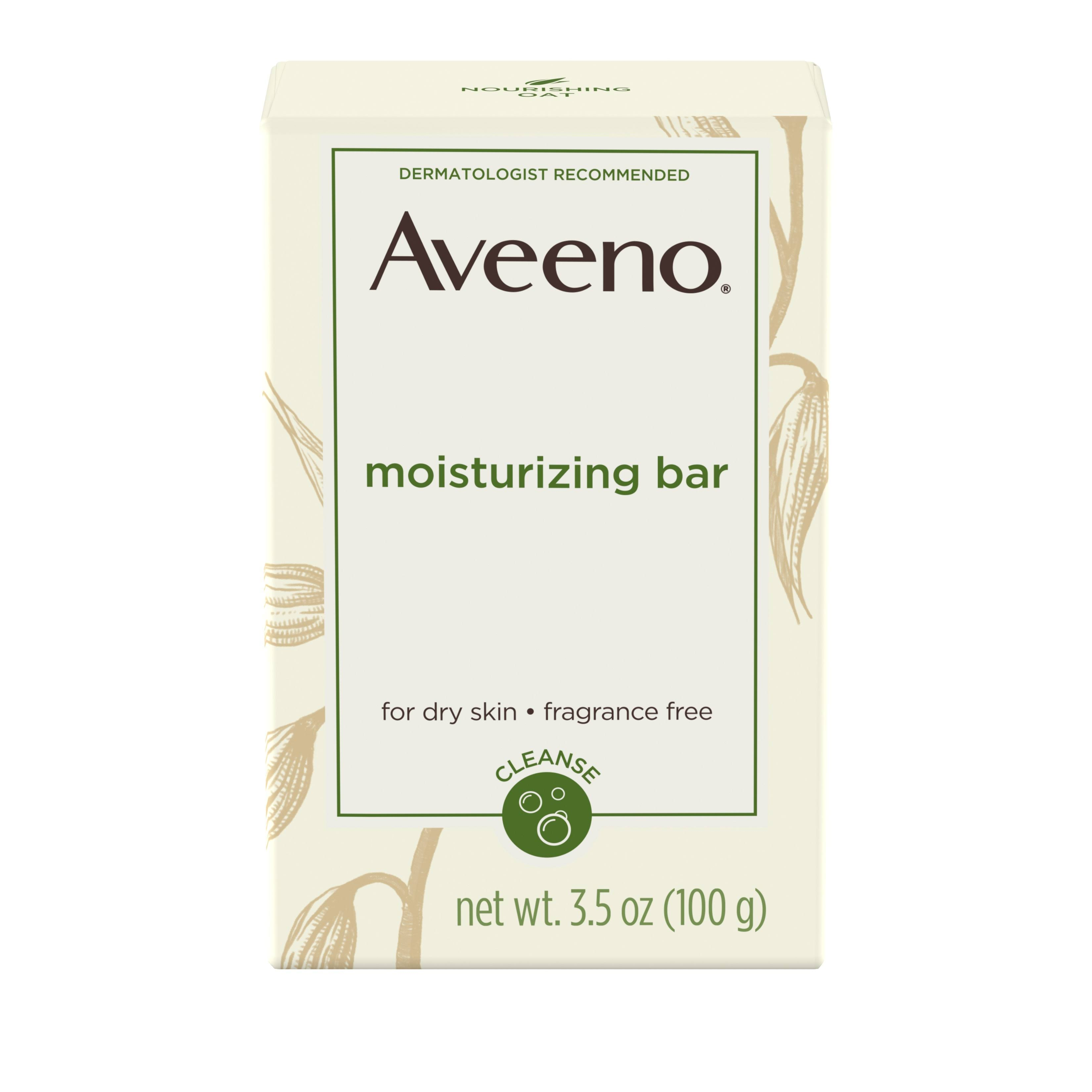 Aveeno Active Naturals Moisturizing Bar - 3.5 oz