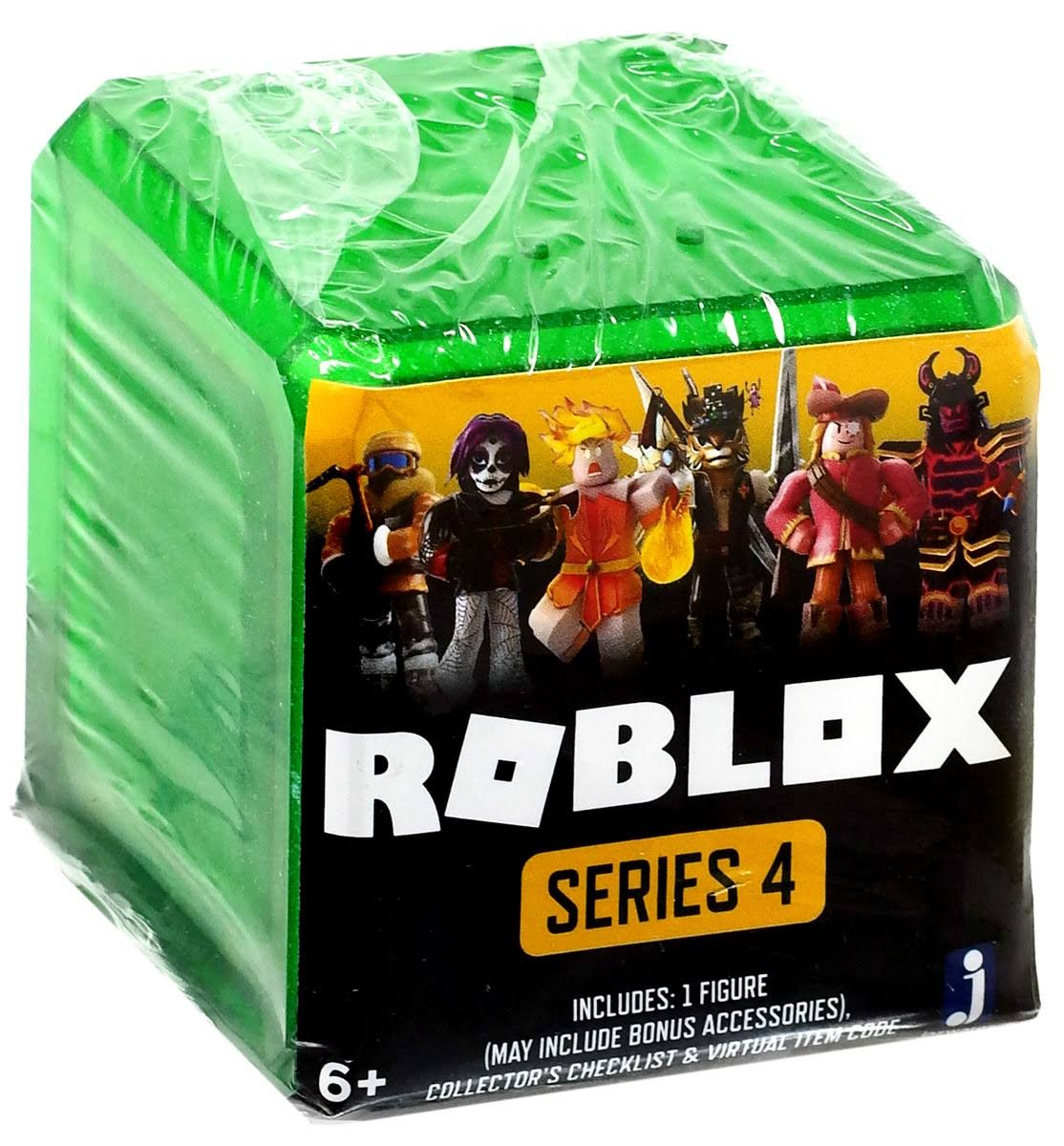 Roblox Series 4 Mystery Figure