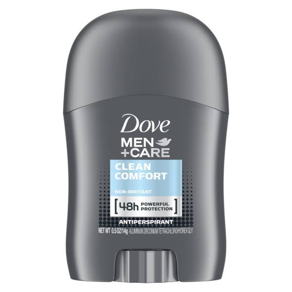 Dove Men's Care Clean Comfort Antiperspirant Deodorant - 0.5g