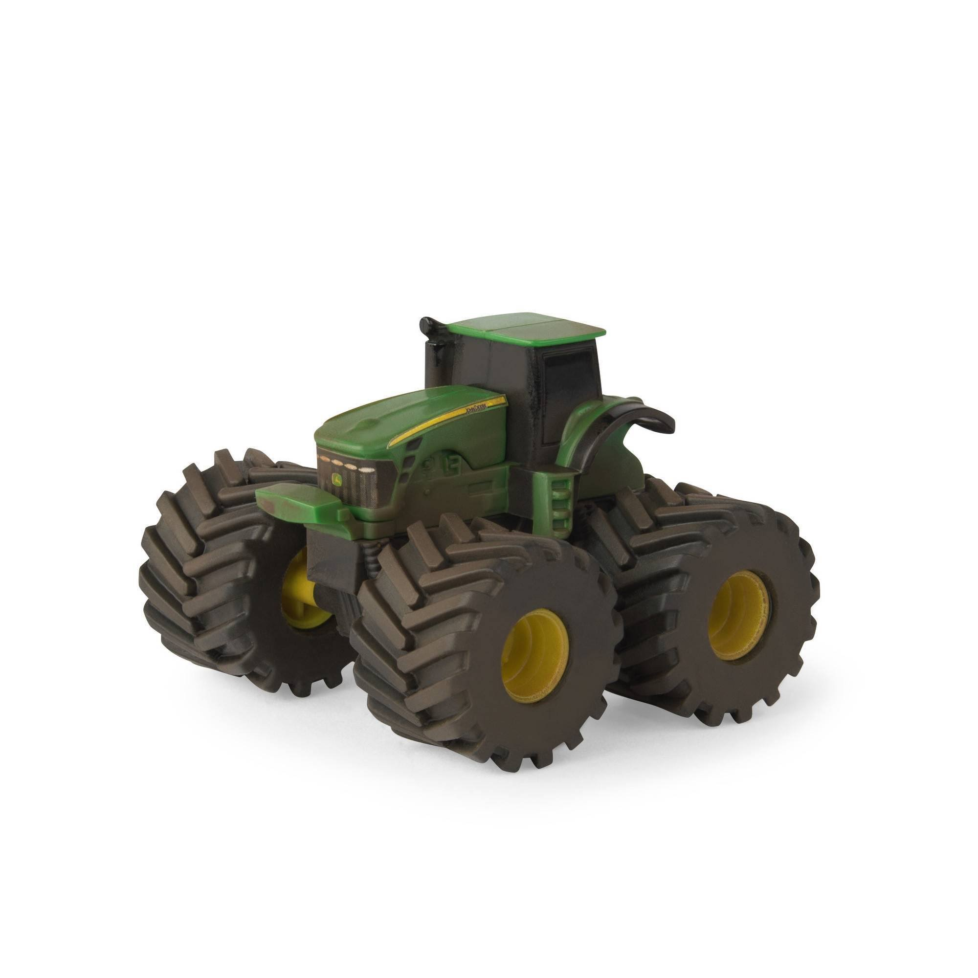 John Deere Impulse Muddy Tractor Monster Treads Toy