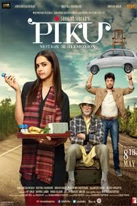 Piku 2015 Hindi 720p Movie Download HDRip 1.0 GB