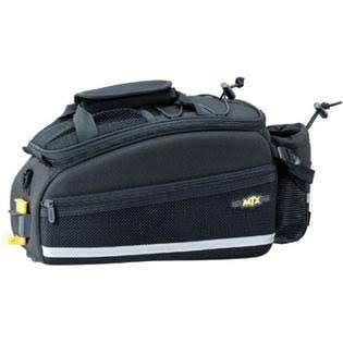 TOPEAK MTX Trunk Bag EX - Black, One Size