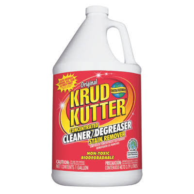 Krud Kutter Clear Original Concentrated Cleaner Degreaser
