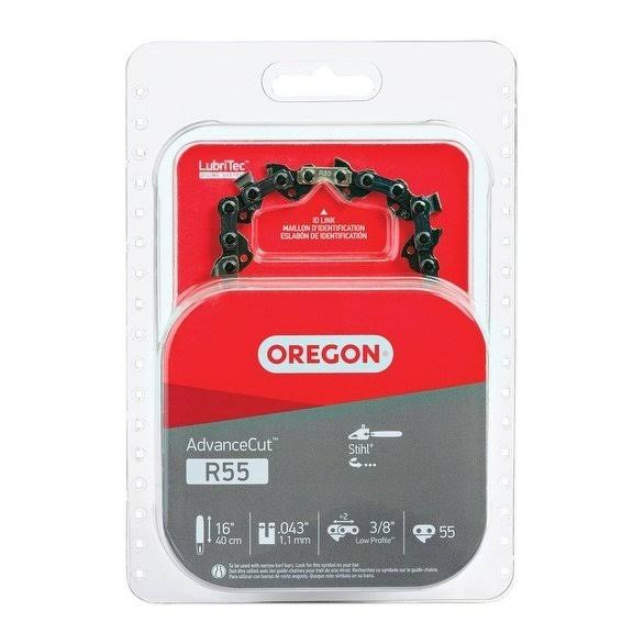 Oregon R55 Replacement Saw Chain - 16""