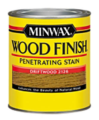 Minwax Wood Finish Stain - 2126 Driftwood
