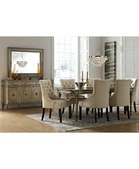 Macys Dining Room Furniture Collection by Dining Room Dining Room Sets With Leather Chairs Round Dining