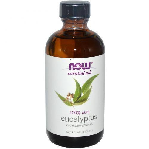 Now Foods Essential Oil - Eucalyptus, 118ml