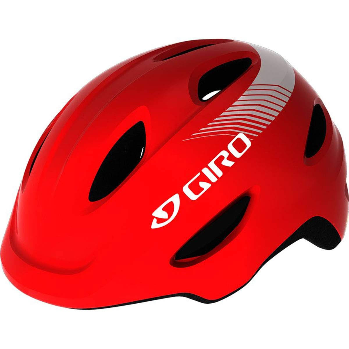 Giro Scamp Helmet Matte Bright Red S