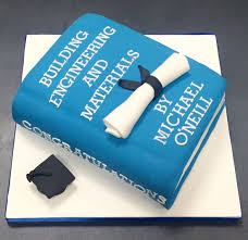 Cake Decorating Books Free by Book Graduation Cake Customized Cakes Order Online Free