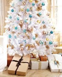 Raz Gold Christmas Trees by Treetopia U0027s Winter White Christmas Tree Provides The Perfect