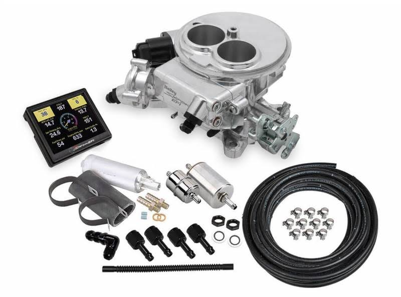 Holley 550-849K Sniper EFI Self-Tuning Master Kit