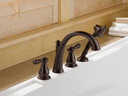 Delta Victorian Bronze Bathroom Faucet by Faucet Com T4775 Ss In Brilliance Stainless By Delta