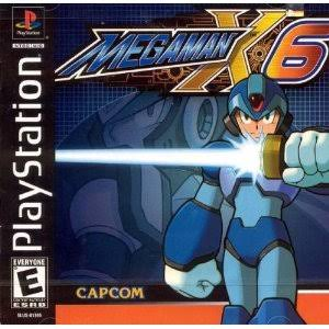 Mega Man X6 - Playstation 1