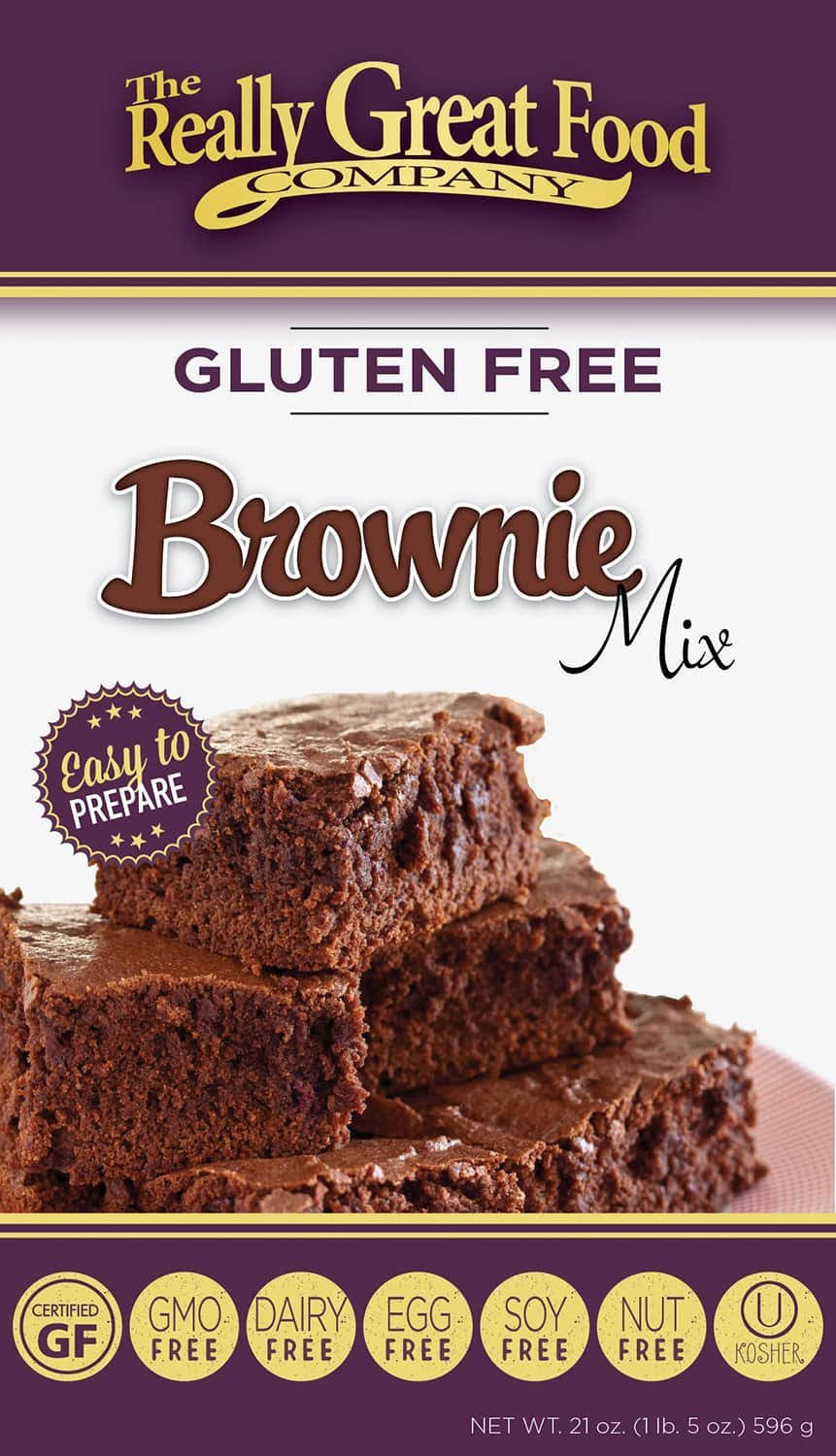The Really Great Food Company Brownie Mix - 21oz