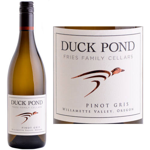 2007 Duck Pond Cellars Pinot Noir - Willamette Valley, USA