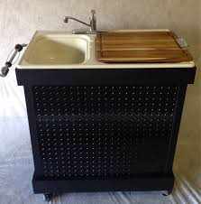 Self Contained Portable Sink by Foot Pump Portable Sink Cool Products Pinterest Portable