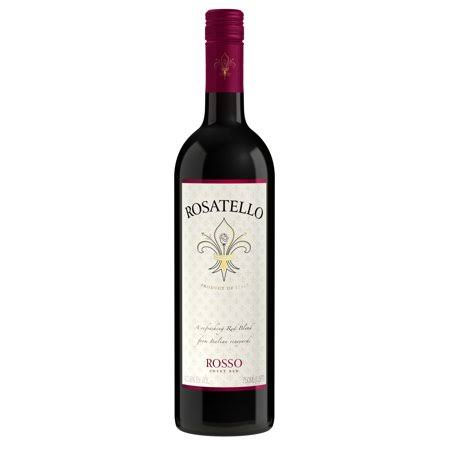 Rosatello Rosso, Sweet Red - 750 ml