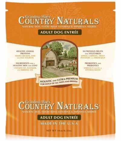 Grandma Mae's Country Naturals Adult Dog Food