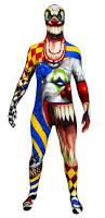Evil Clown Pumpkin Stencils by Scary Clown Halloween Morphsuit The Costume Shoppe