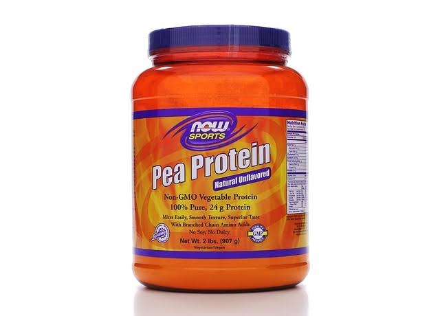 Now Sports Pea Protein - Natural Unflavored