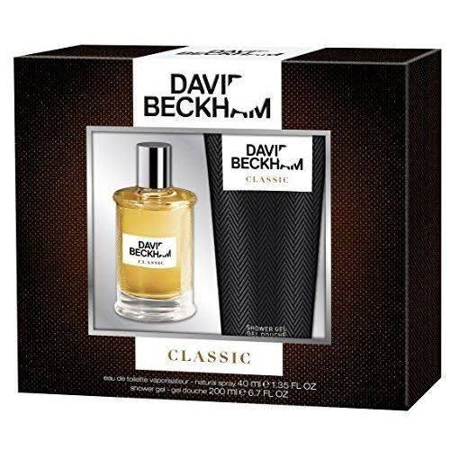 Beckham Classic Eau de Toilette and Shower Gel Gift Set