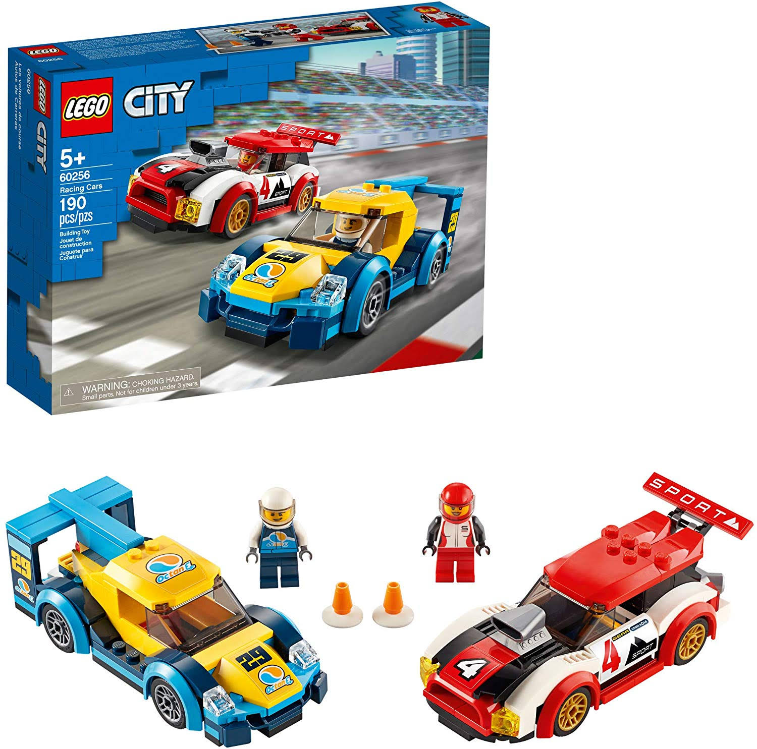 Lego City - Racing Cars 60256