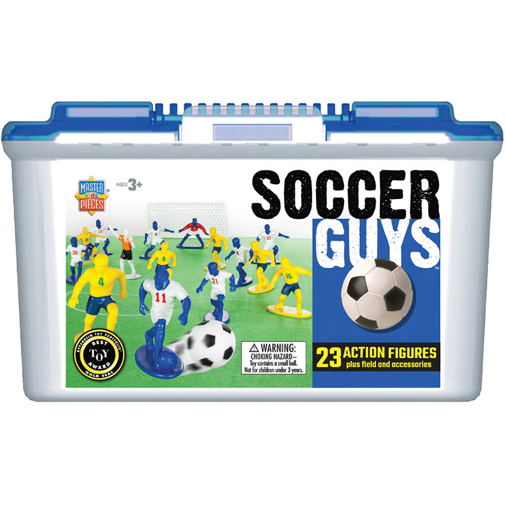 Masterpieces Soccer Guys Set