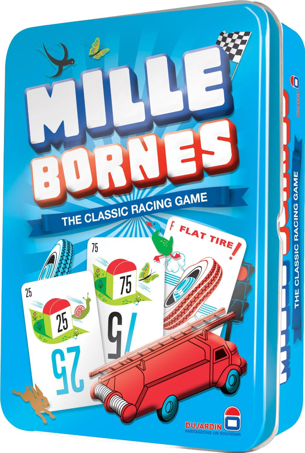 Asmodee Mille Bornes Card Game