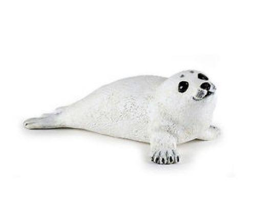 Papo Aquatic Animals Harp Seal Pup Animal Figure