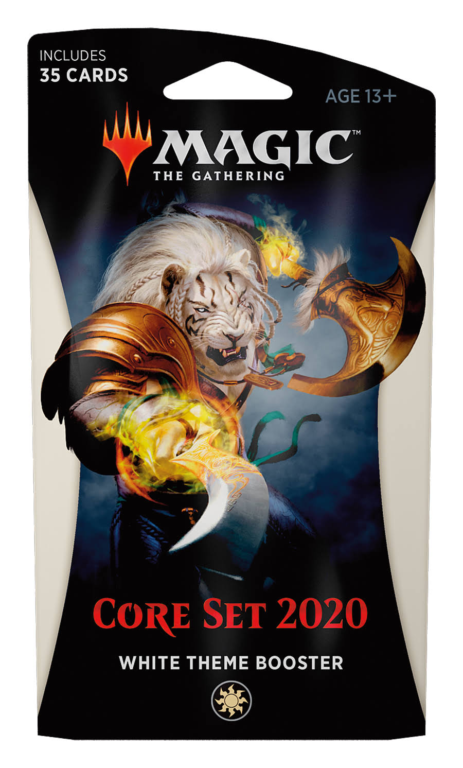 Magic The Gathering CCG: Core Set 2020 Theme Booster Black