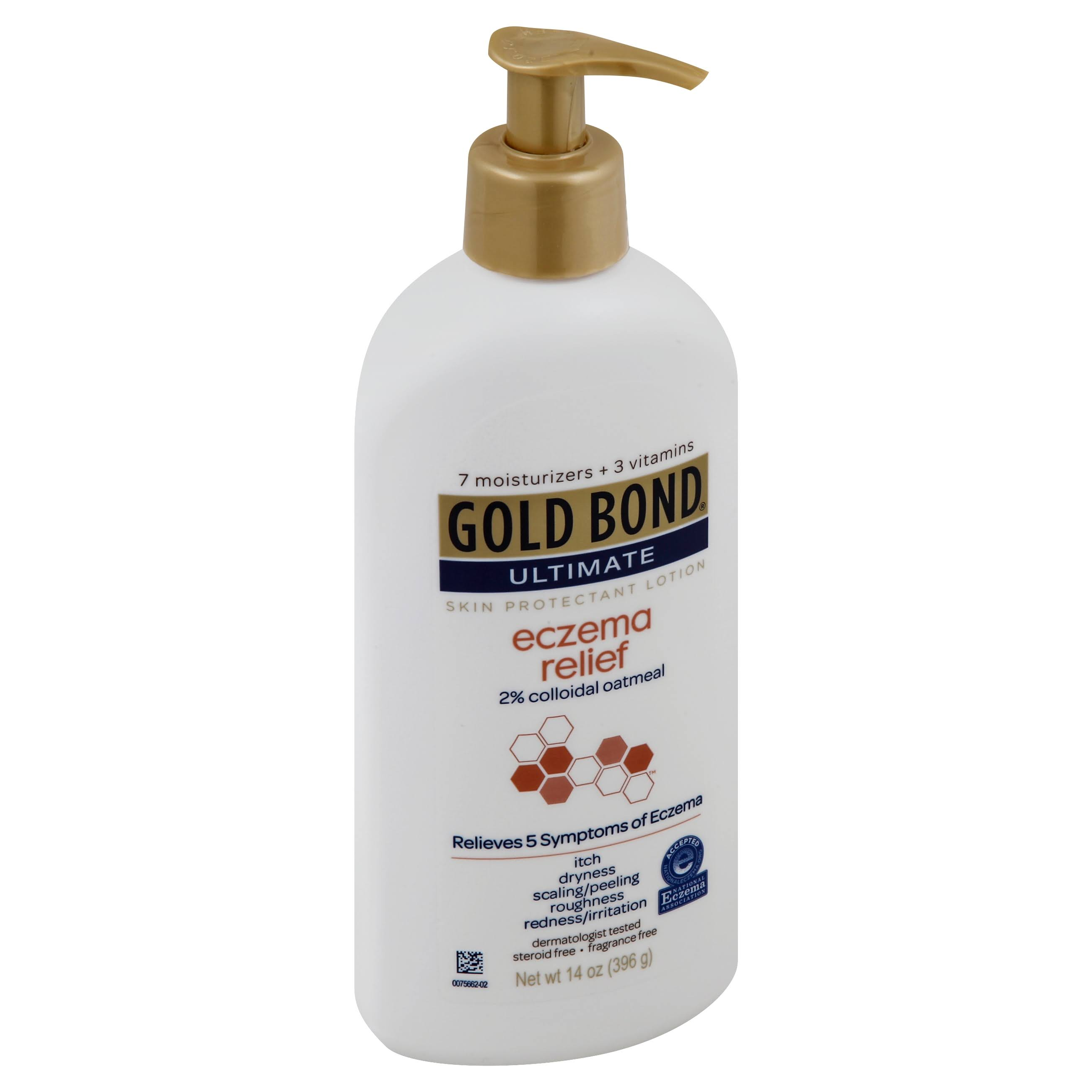 Gold Bond Ultimate Eczema Relief Skin Protectant Lotion - 410ml