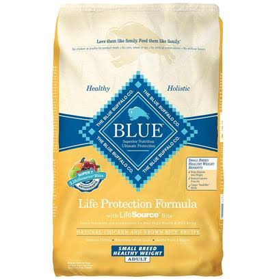 Blue Buffalo Life Protection Formula Chicken and Brown Rice Dog Food - 15lb