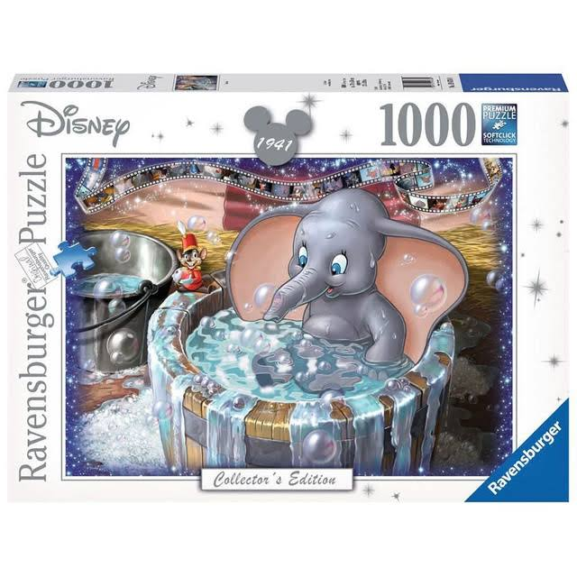 Ravensburger Disney Dumbo Collector's Edition Jigsaw Puzzle - 1000pcs