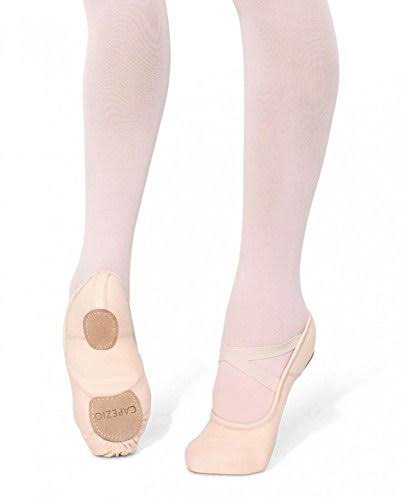 Capezio Women's Split Sole Hanami Ballet Shoes - Pink, 11 UK