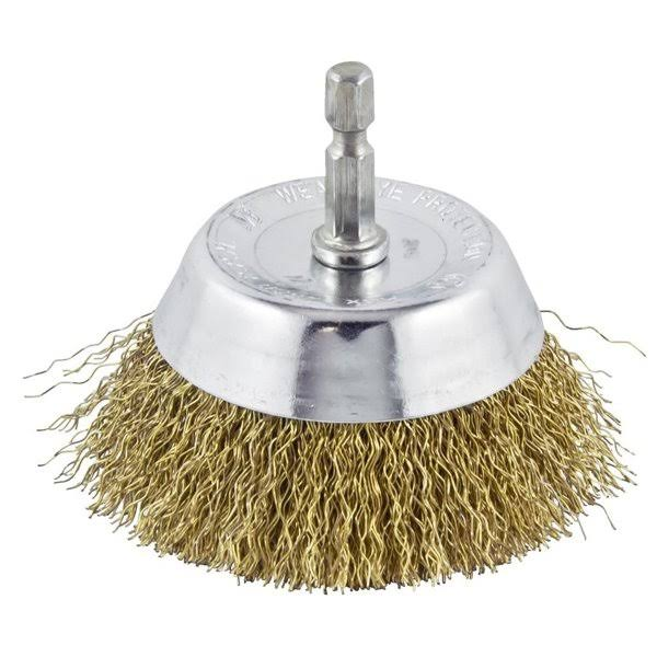Do It Wire Cup Brush - 3""