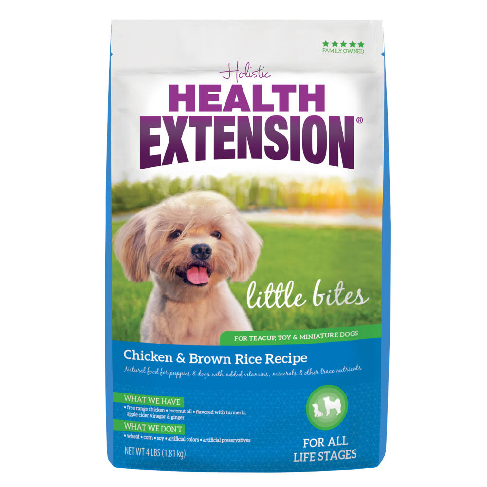 Health Extension Little Bites Dog Food - 18lbs