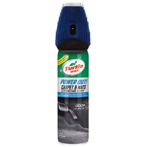 Turtle Wax T244R1 Automobile Carpet Cleaner - 530ml