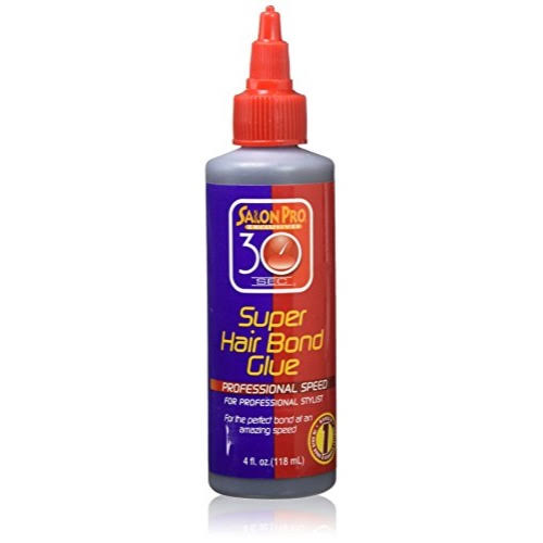 Salon Pro 30 Sec Super Hair Bond Glue - 118ml