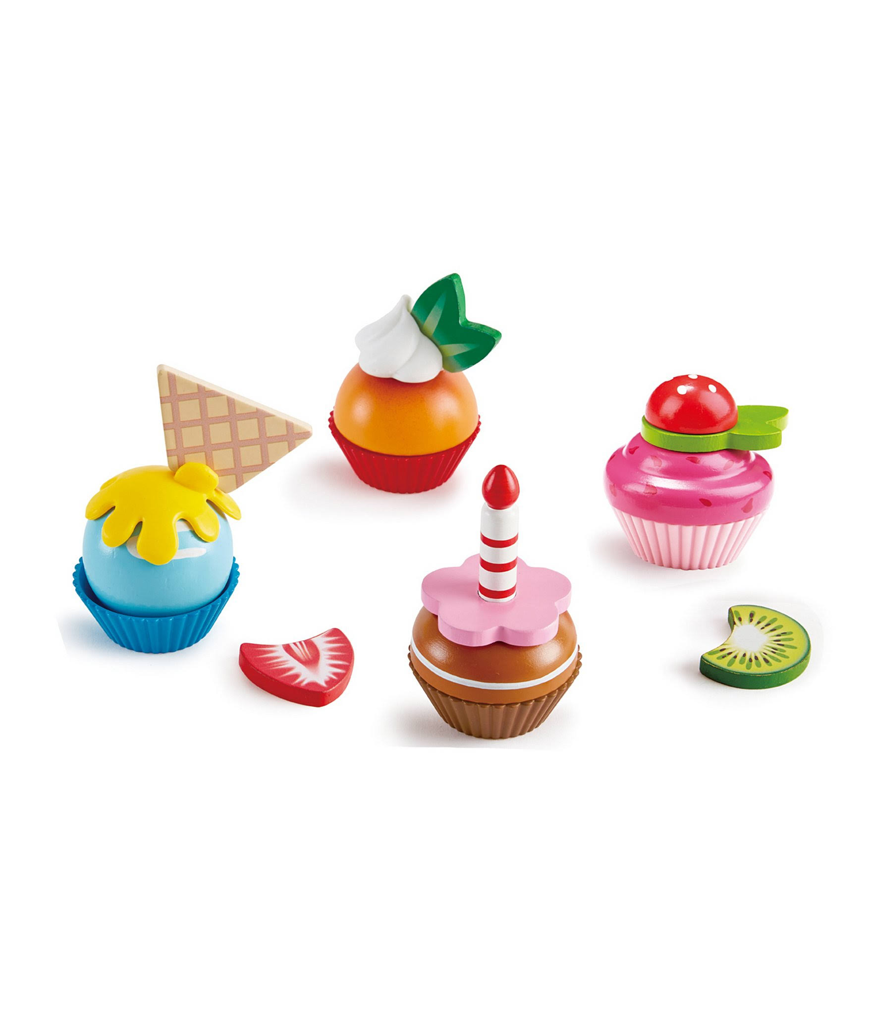 Hape Cupcakes Play Set