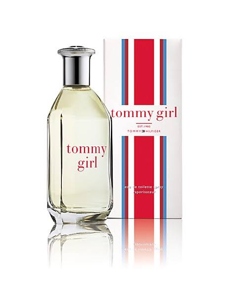 Tommy Hilfiger Women's Tommy Girl Eau de Toilette Spray - 100ml