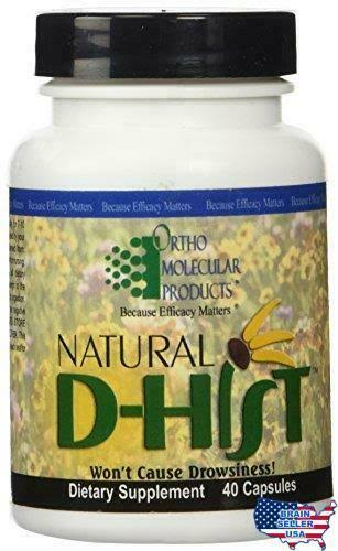 Natural D-Hist Ortho Molecular 40