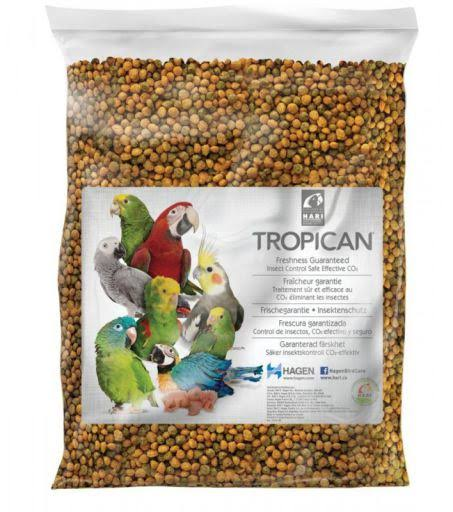 Tropican Lifetime Granules Parrot Food