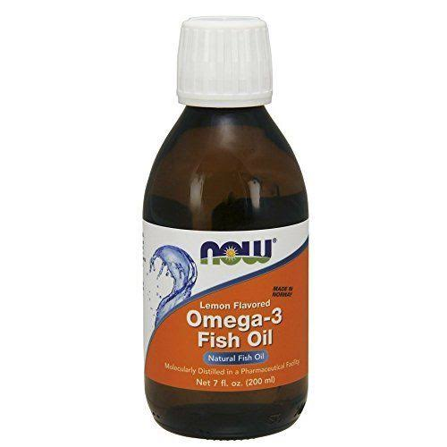 Now Foods Omega 3 Fish Oil - 7oz