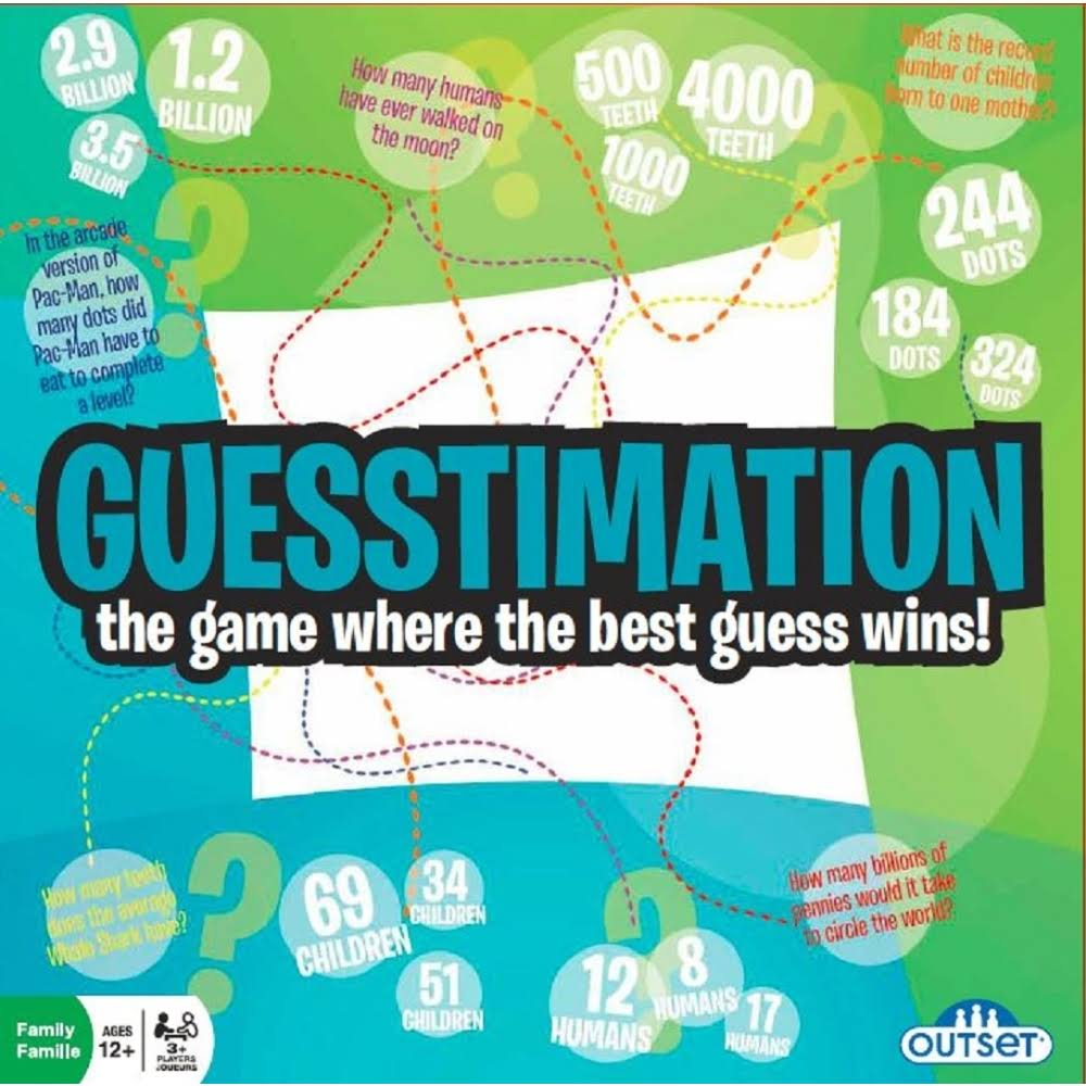 Outset Media Guesstimation Game