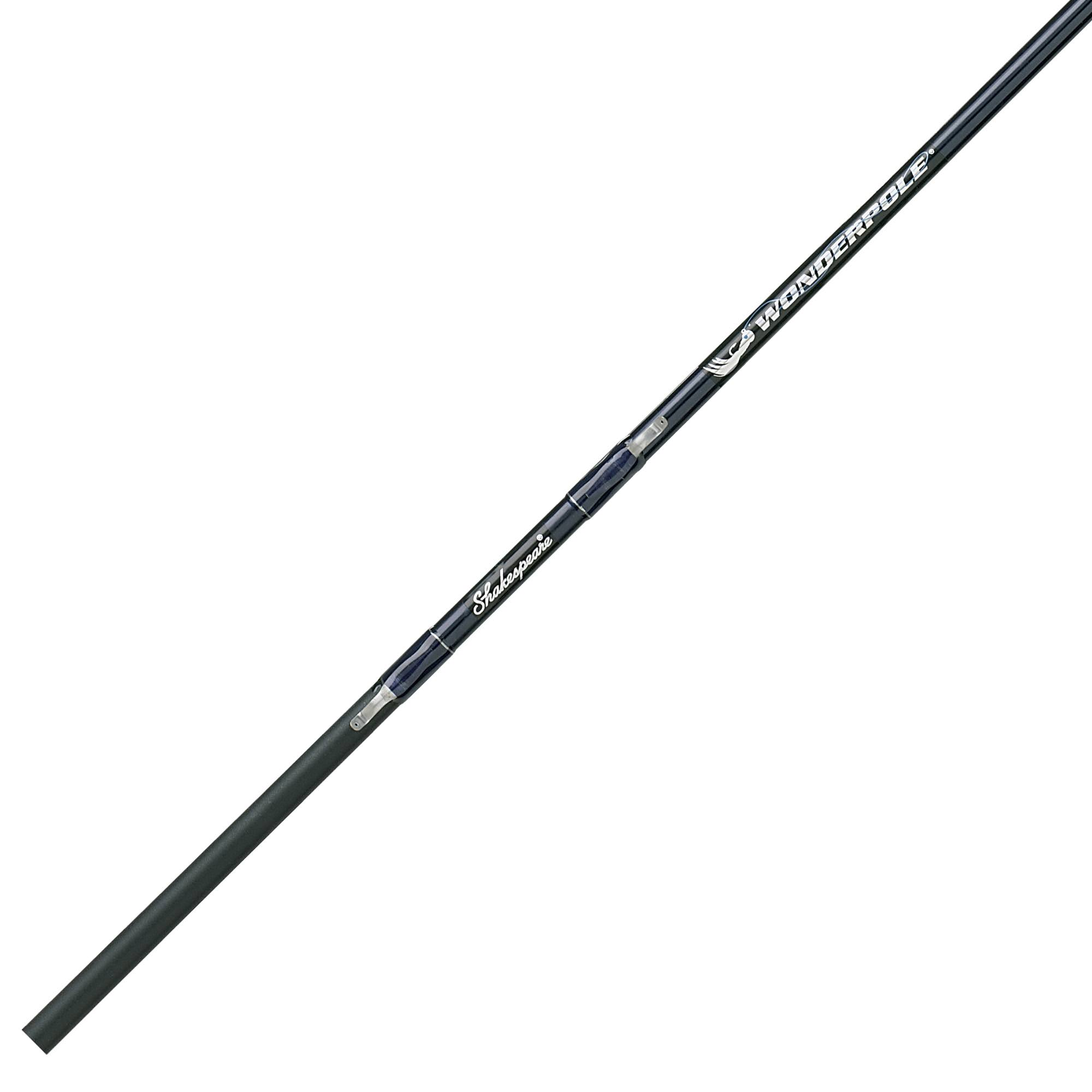 Shakespeare 16' Light Wonderpole Spinning Rod