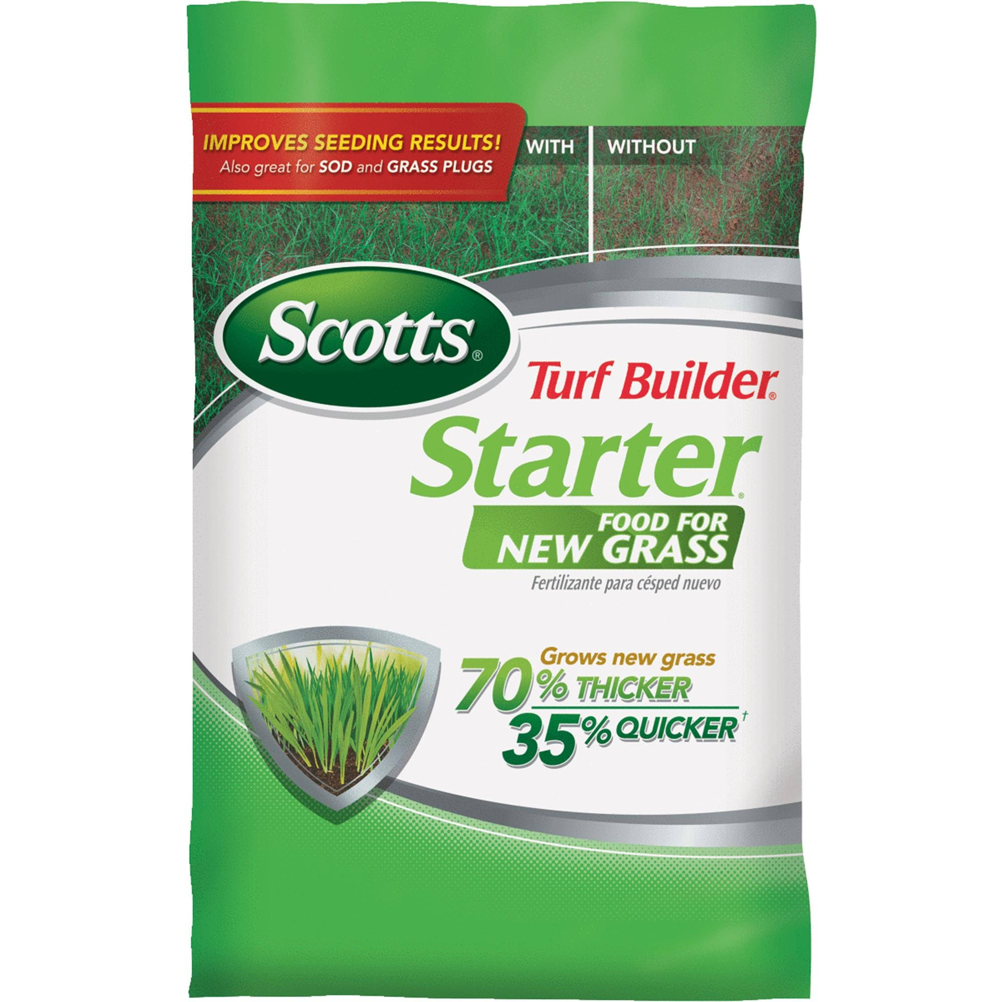 Scotts Turf Builder Starter Brand Fertilizer