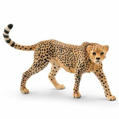 Schleich Wild Life - Female Cheetah