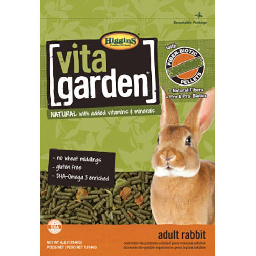 Higgins Vita Garden Rabbit Food - 4lb