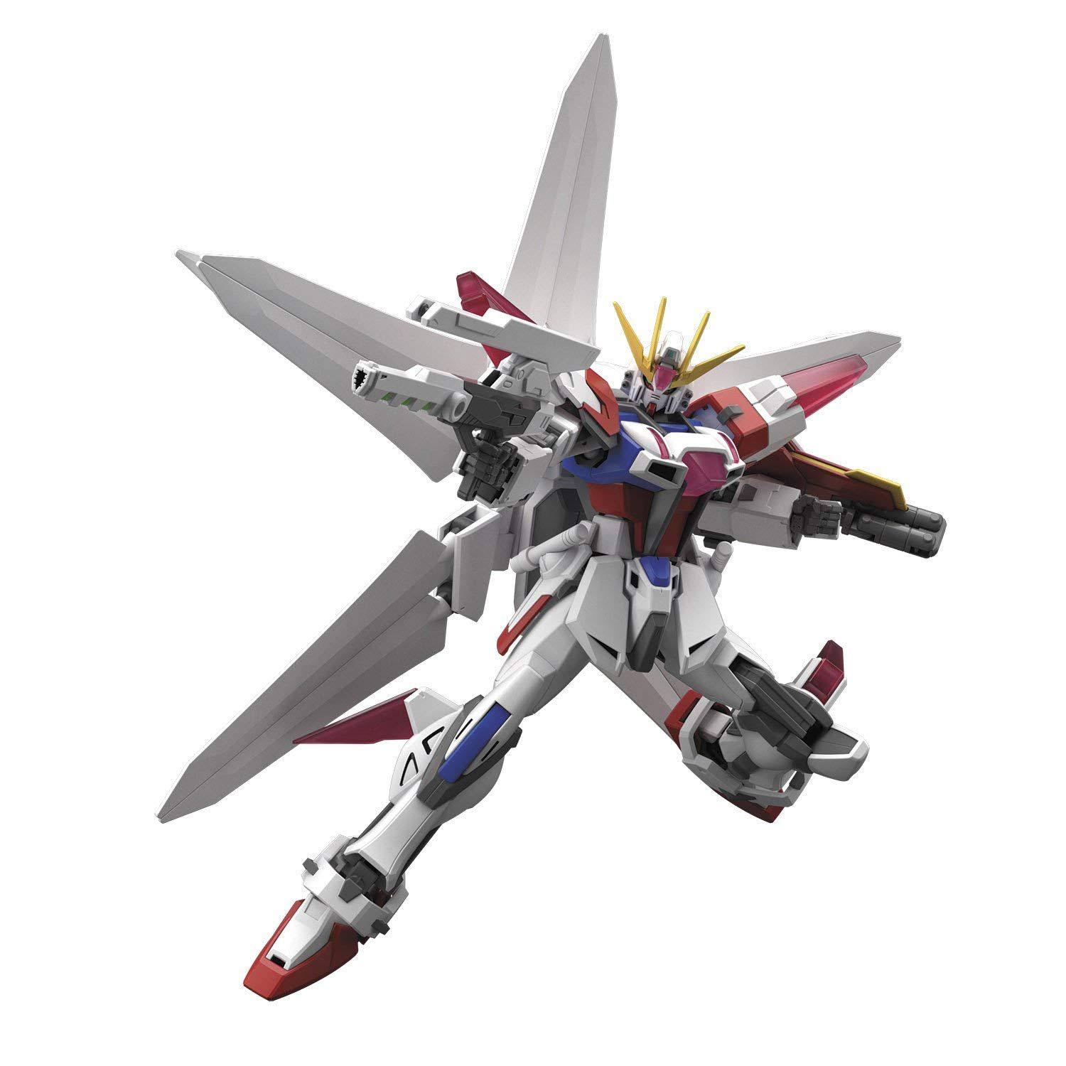 Bandai HGBF Gundam Build Fighters: Build Strike Galaxy Cosmos Model Kit - 1/144 Scale