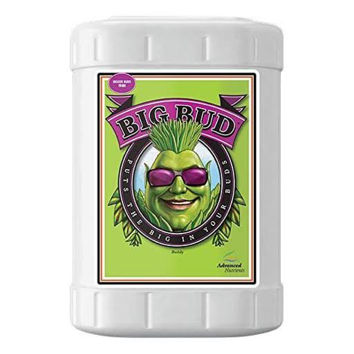 Advanced Nutrients Big Bud Liquid Bloom Booster Supplement - 23L